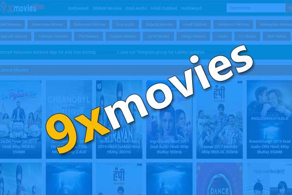 9xmovies 2020 Full HD Bollywood Hindi Movies Download Website