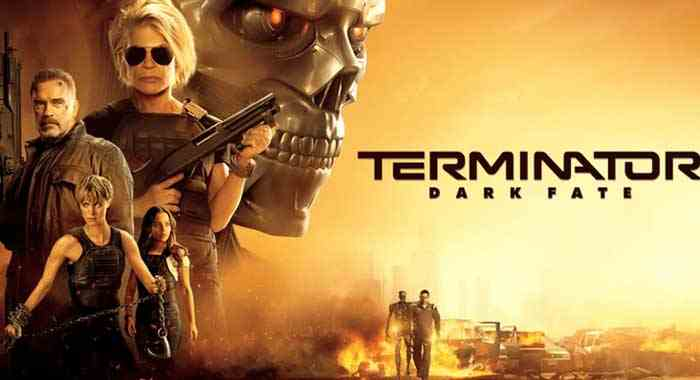 Watch online Terminator: Dark Fate (HDCam Rip) Full Movie download
