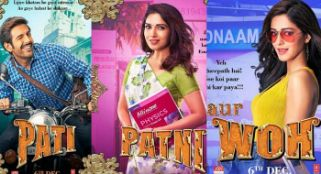 Watch Pati Patni Aur Woh Full HD Movie download 720p, 1080p