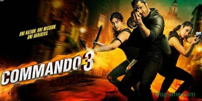 21+ Commando 3 Full Movie Download 480P Filmymeet Pics