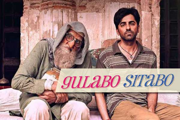 gulabo sitabo Amazon prime full movie download on tamilrockers