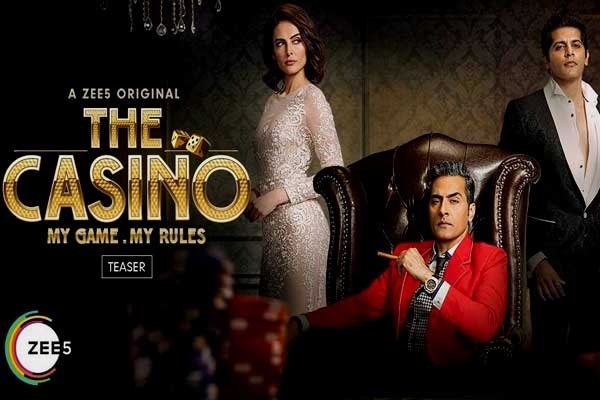 The Casino: My Game My Rules Zee5 web series full download on tamilrockers