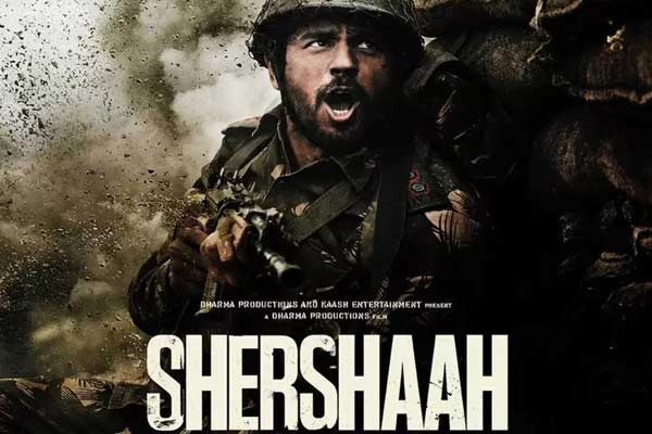 Shershaah movie Cast, Release Date and Starring Sidharth Malhotra