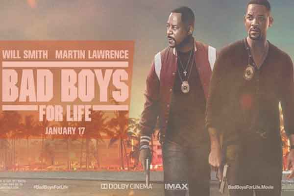Bad Boys for Life full movie download leaked by Tamilrockers and filmywap