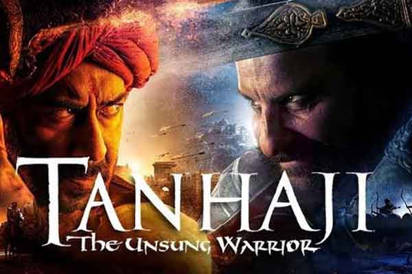 Tanaji Full Hindi Movie Download leaked online on TamilRockers