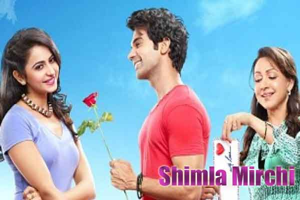 Rajkumar Rao: Shimla Mirchi Full Movie download in HD 720p