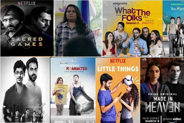 Top Indian Web Series On Netflix ,Amazon Prime and Hotstar