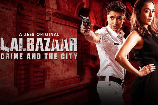 Lalbazaar full web series leaked by Tamilrockers and Rdxhd