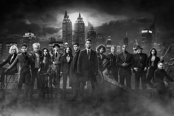 GOtham Season 5 English web series download by pirated websites