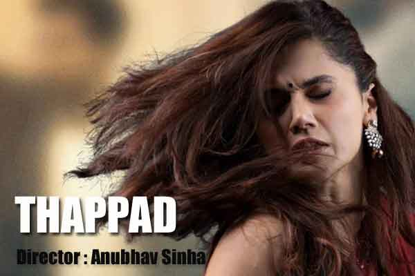 Thappad (2020) Hindi Full Movie Download leaked by TamilRockers