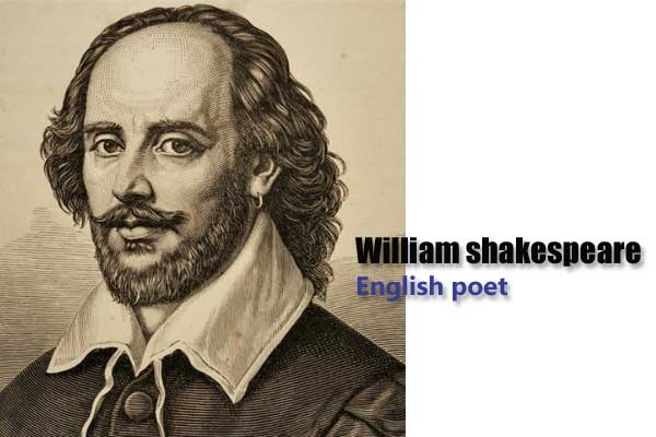 William Shakespeare biography English poet