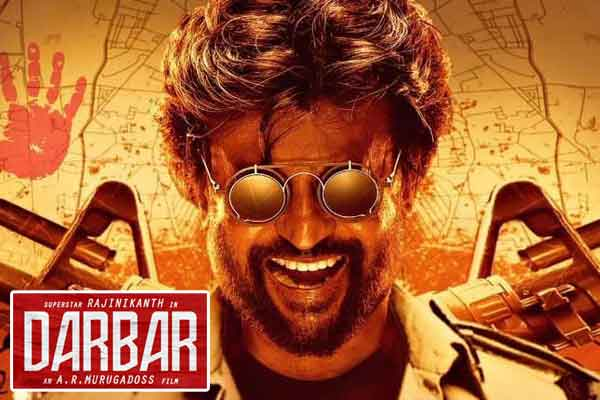 Darbar Full Movie Download leaked online on Tamilrockers