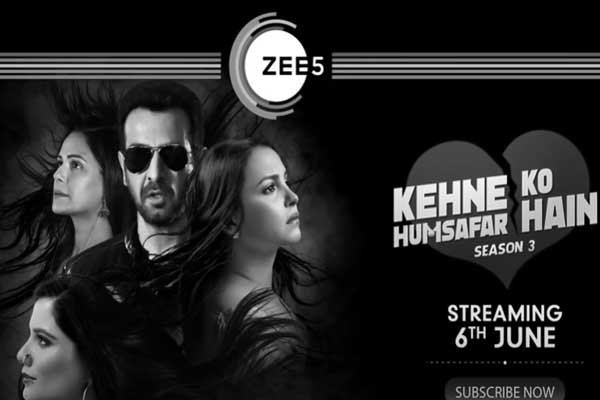 Kehne Ko Humsafar Hain Season 3 web series 720p download